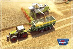 Селско- стопански ремъци Optibelt